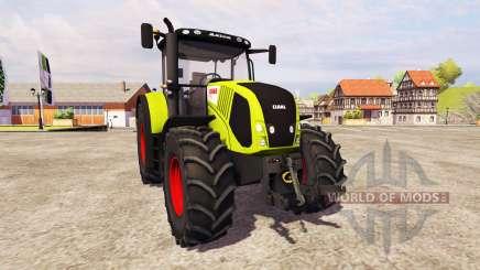 CLAAS Axion 850 v2.0 para Farming Simulator 2013