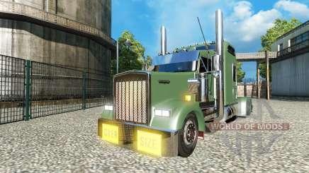 Kenworth W900L v1.5 para Euro Truck Simulator 2