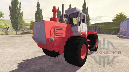 T-150K [rojo] para Farming Simulator 2013