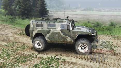 GAZ-2975 Tigre [03.03.16] para Spin Tires