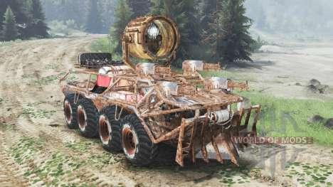 La APC Mongo [03.03.16] para Spin Tires