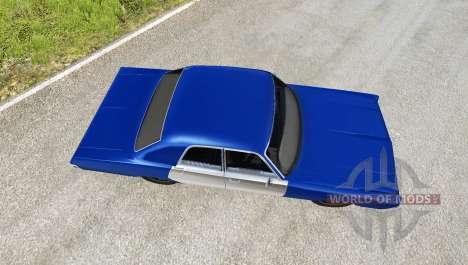Dodge Polara 1971 para BeamNG Drive