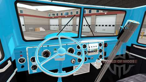 Peterbilt 351 [custom] para American Truck Simulator
