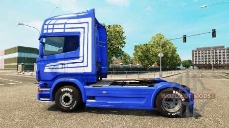 La piel F. MURPF AG camión Scania para Euro Truck Simulator 2