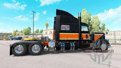 La parte Superior Plana de Transporte de la piel para American Truck Simulator
