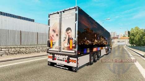 Semi-Skyline para Euro Truck Simulator 2