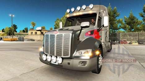 Faros Hella para American Truck Simulator