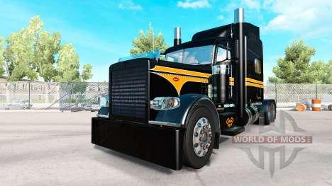 La piel Nacionales SRS para el camión Peterbilt  para American Truck Simulator
