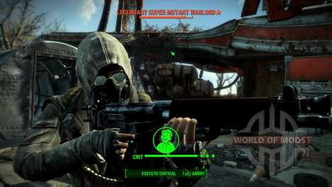 The Rebel para Fallout 4
