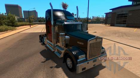 Turkish Power W900 para American Truck Simulator