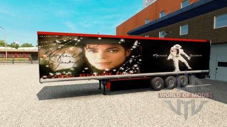 Semi-Michael Jackson para Euro Truck Simulator 2