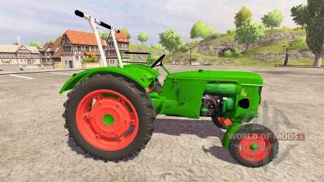 Deutz D40 v3.0 para Farming Simulator 2013