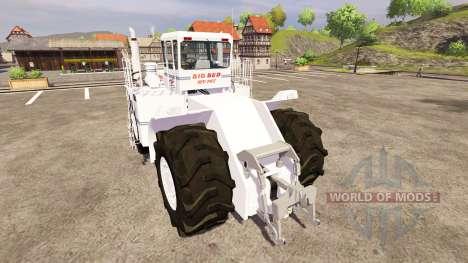 Big Bud-747 v2.0 para Farming Simulator 2013