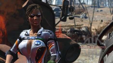 Courser X-92 Power Suit para Fallout 4