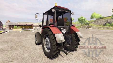 MTZ-1025 v3.0 para Farming Simulator 2013