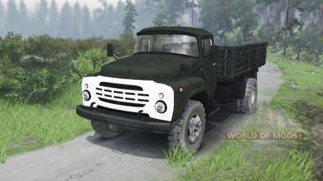 ZIL-130 [Park][03.03.16] para Spin Tires