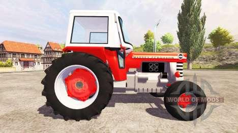 Massey Ferguson 1080 v3.0 para Farming Simulator 2013