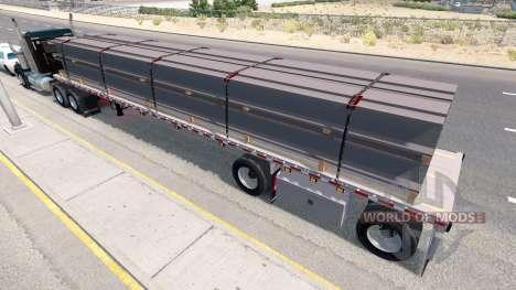 Nuevo trailer en el tráfico para American Truck Simulator