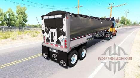 Un camión Mac Simizer para American Truck Simulator