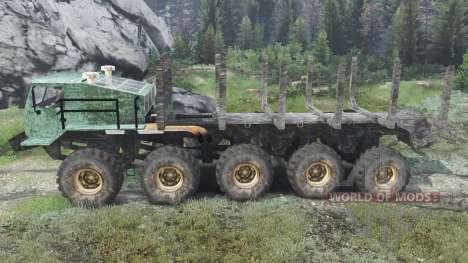 Juggernaut [03.03.16] para Spin Tires