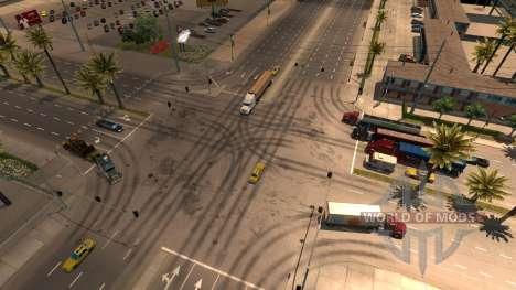 Más camiones en el tráfico para American Truck Simulator
