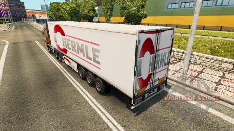 Semi Hermle AG v1.1 para Euro Truck Simulator 2
