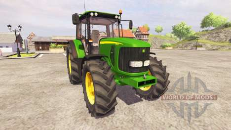 John Deere 6620 para Farming Simulator 2013