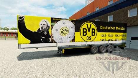 Semi-BSE para Euro Truck Simulator 2