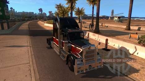 Coast to Coast Map v 1.6 para American Truck Simulator