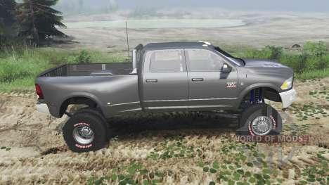Dodge Ram 5500 dually 2012 [03.03.16] para Spin Tires