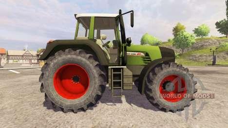 Fendt 930 Vario TMS v2.0 para Farming Simulator 2013