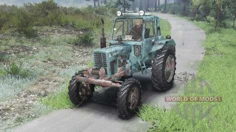 MTZ-82 Bielorruso [03.03.16] para Spin Tires
