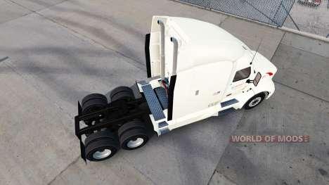 Wallbert de la piel para el camión Peterbilt para American Truck Simulator