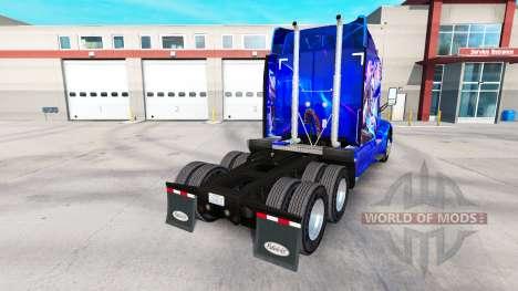 Águila de la piel para el camión Peterbilt para American Truck Simulator