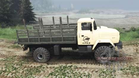 Kraz-5131 [03.03.16] para Spin Tires