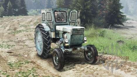 T-40 [03.03.16] para Spin Tires