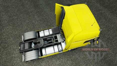 Gertzen Transporte de la piel para camiones Volv para Euro Truck Simulator 2