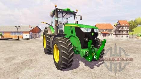 John Deere 7200R para Farming Simulator 2013