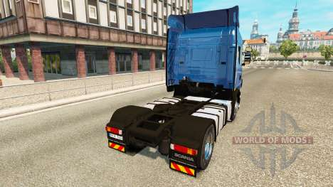 Scania R420 Highline v2.8 para Euro Truck Simulator 2