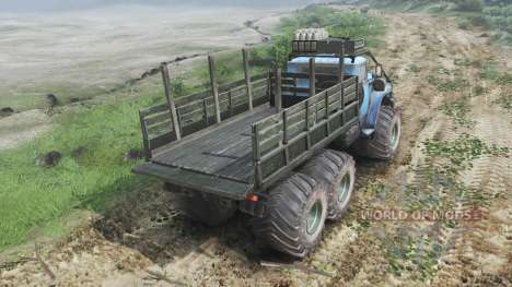 Ural-4320-30 [03.03.16] para Spin Tires
