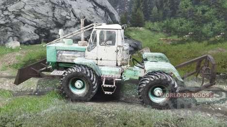 T-157 [03.03.16] para Spin Tires