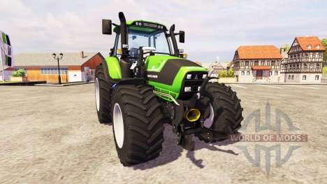 Deutz-Fahr Agrotron 6190 TTV FL v2.0 para Farming Simulator 2013
