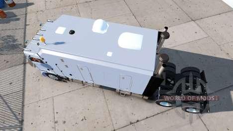 Kenworth K100 Long para American Truck Simulator
