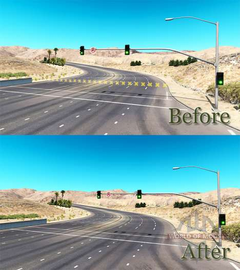Sin barreras para American Truck Simulator