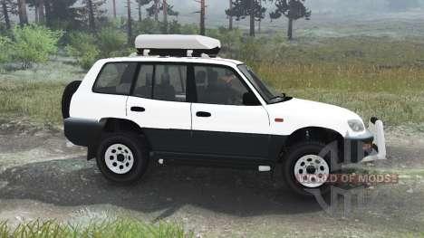 Toyota RAV4 [03.03.16] para Spin Tires