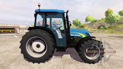New Holland T4050 FL v2.0 para Farming Simulator 2013