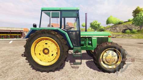 John Deere 3030 v1.1 para Farming Simulator 2013