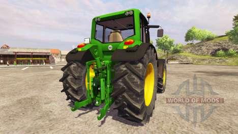 John Deere 6830 Premium v1.1 para Farming Simulator 2013
