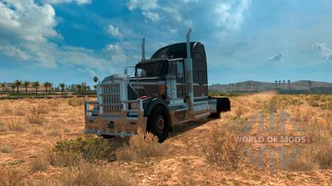 Off-road ruedas para American Truck Simulator