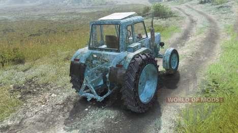 MTZ-80L Belarús [03.03.16] para Spin Tires